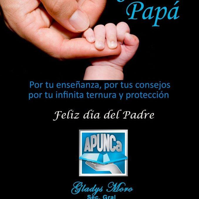 FELIZ DÍA PARA TODOS LOS PAPÁS!!!!