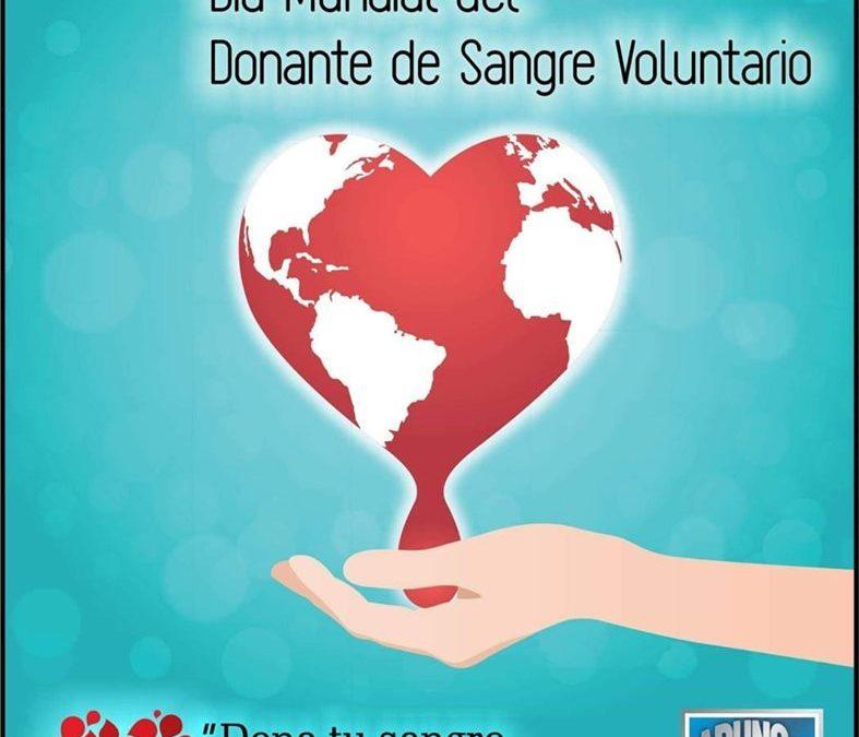 Donar sangre es Dar vida.