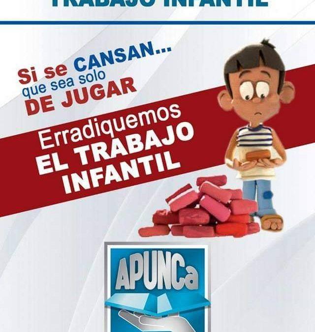 12 de Junio, DÍA CONTRA EL TRABAJO INFANTIL