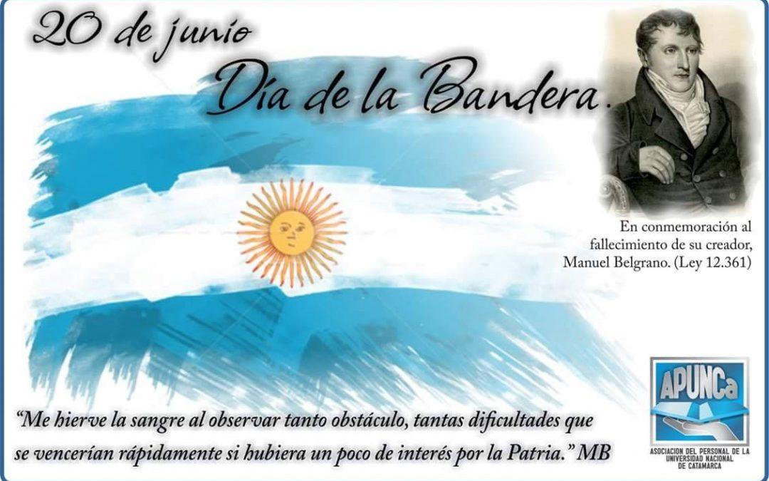 20 de Junio – Día de la Bandera Argentina