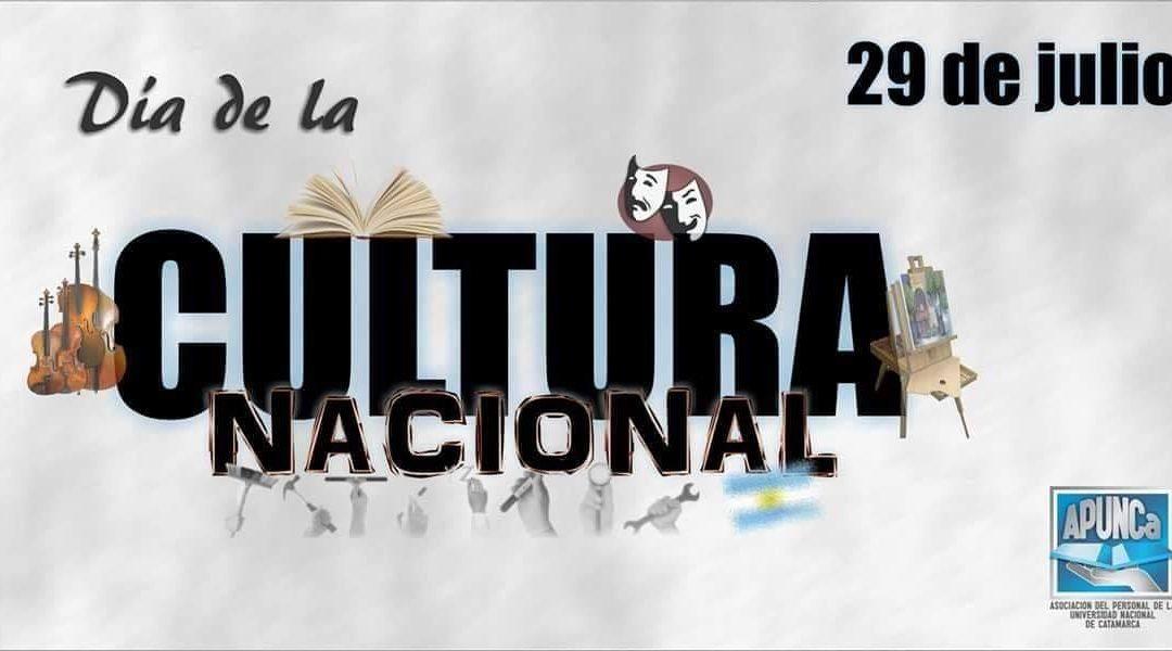 Feliz Día de la Cultura!!!!!
