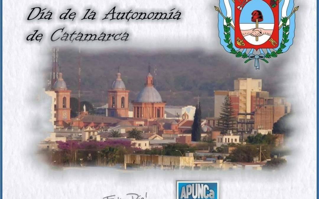 FELIZ DÍA DE LA AUTONOMÍA DE CATAMARCA !!!!