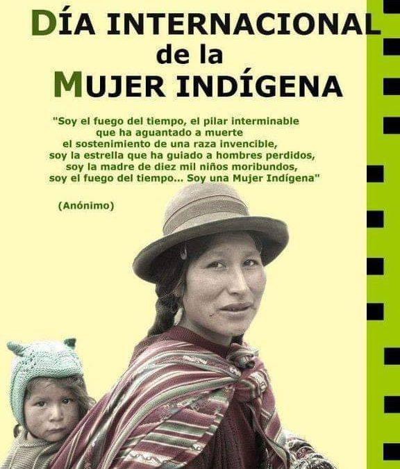 """El 5 de Septiembre se celebra el """"Día de la Mujer Indígena"""""""