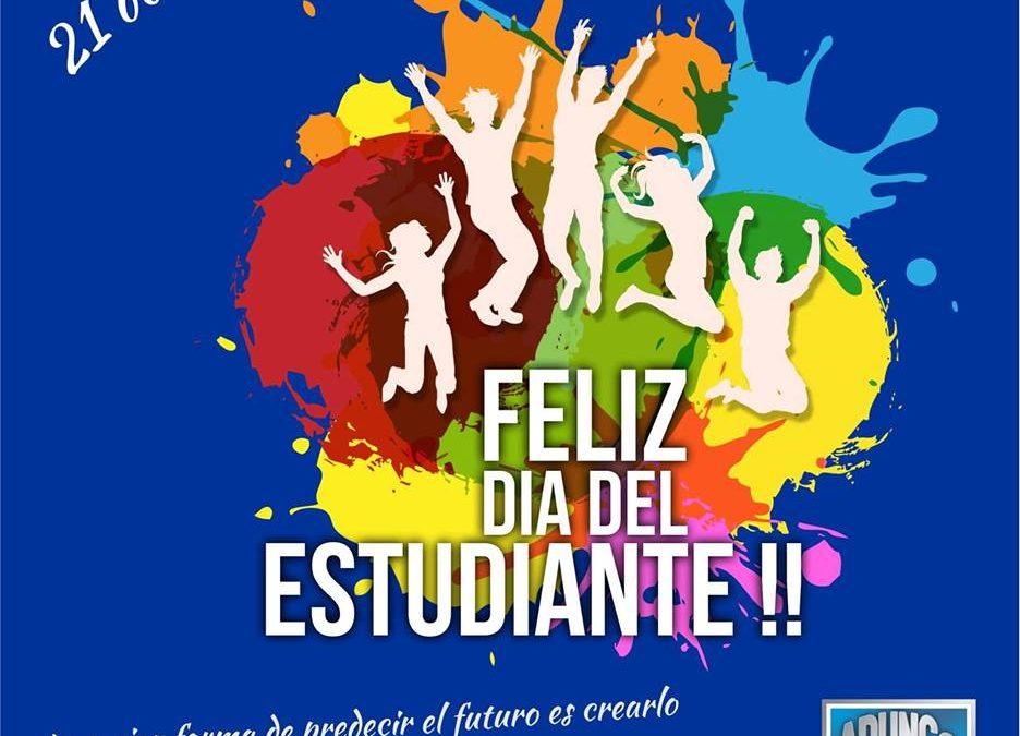 Feliz día del estudiante!!!