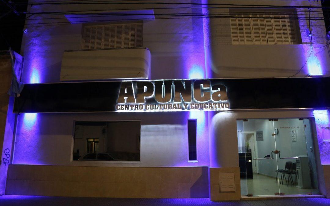 PLAN FinEs en el CCE de APUNCa.