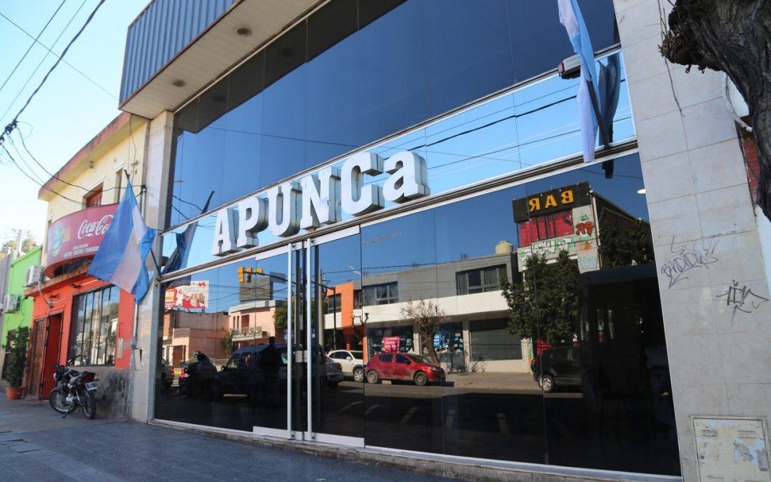 SEDE CENTRAL DE APUNCa.