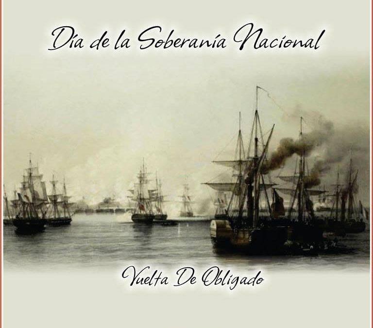 20 de Noviembre – Día de la Soberanía Nacional