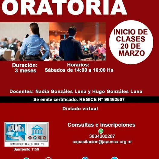 NUEVA FECHA DE INICIO SABADO 10 DE ABRIL, INSCRIPCIONES ABIERTAS A PEDIDO DE LOS INTERESADOS!!!!!
